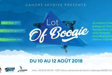Boogie de Cahors