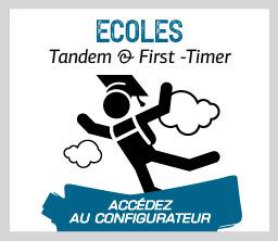 Configurateur combinaison école, Tout personaliser, Personnaliser votre combinaison école et firstimer